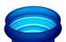 humangear GoCup - Recipientes para bebidas - 237ml azul
